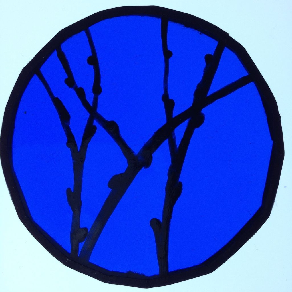 Margery Lovatt stained glass