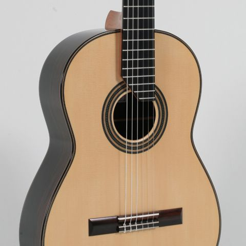 David's Spruce classical guitar